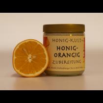 Bio Orangenöl für Vinegrette